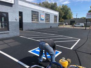 asphalt painters